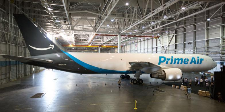 Amazon to create $1.5B air hub at CVG