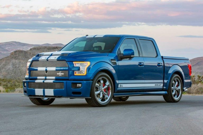 Shelby unveils F-150 Super Snake: 750-hp muscle truck will run $100k