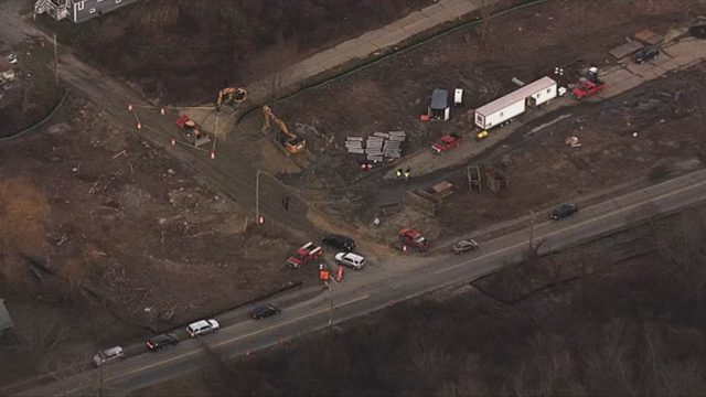 Police identify man run over by bulldozer at construction site