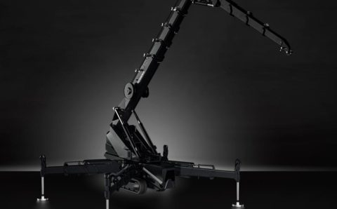 New Jekko spider crane on the way