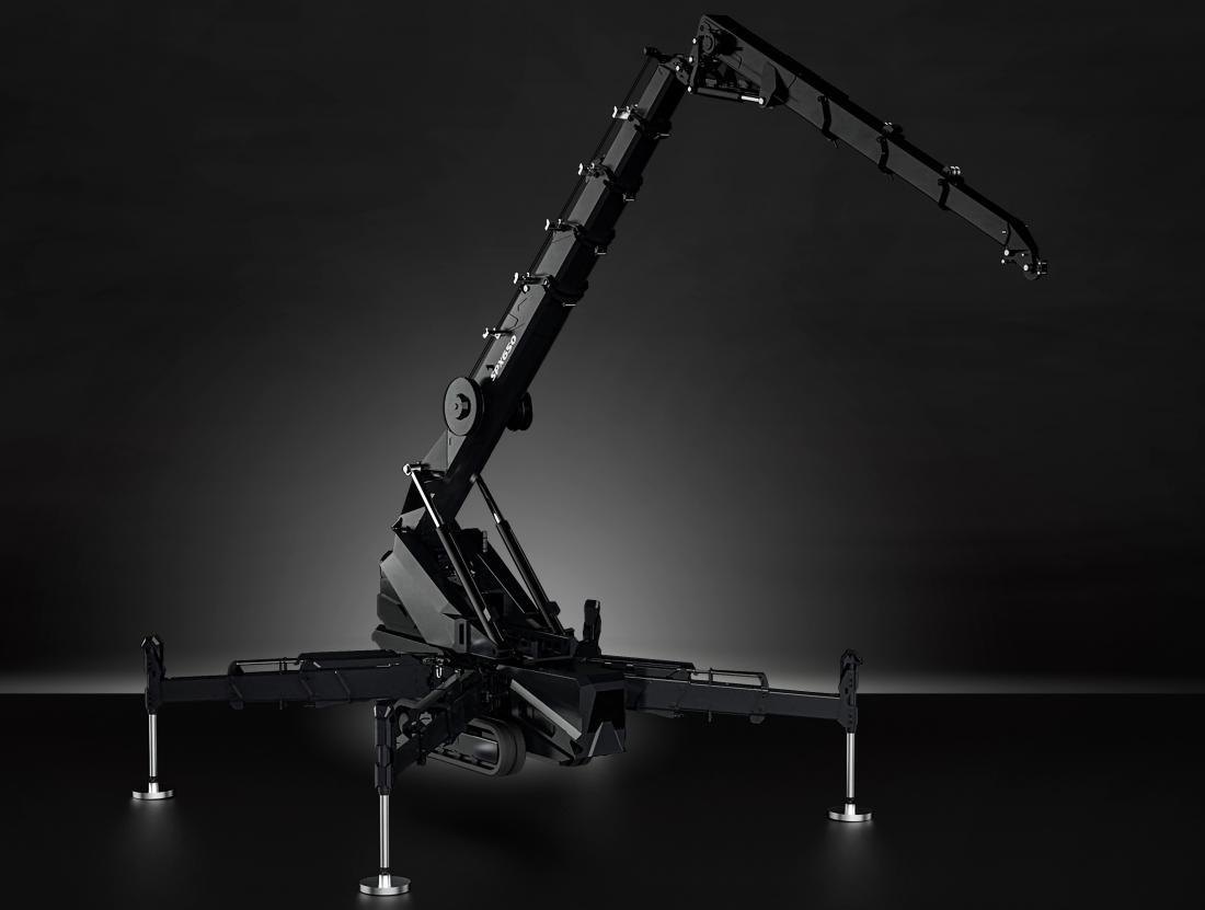 New Jekko spider crane on the way