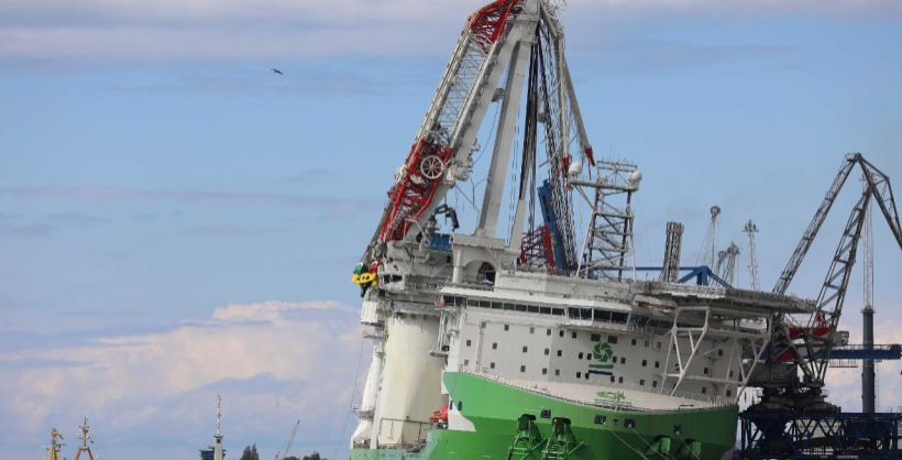Video: Crane Collapses During Testing on Offshore Construction Vessel