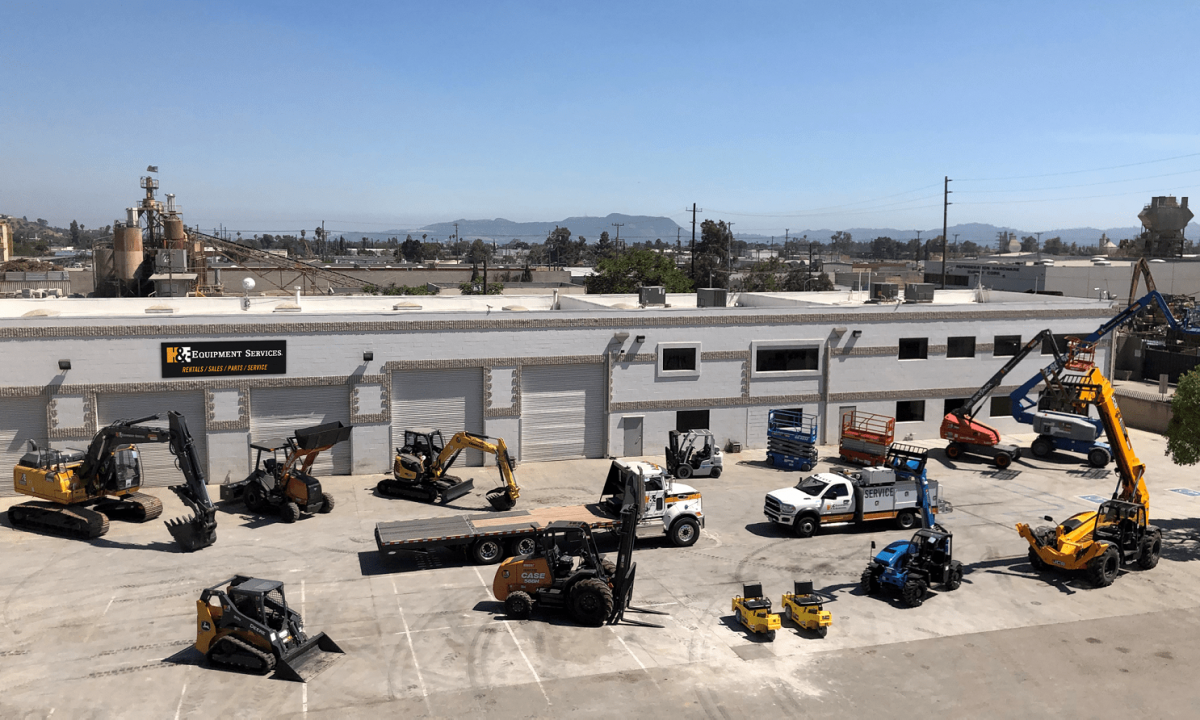 H&E Equipment Services opens new Los Angeles branch