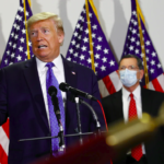 Trump Won't Commit to Wearing Mask During Ford Visit